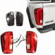 Standard Size 4x4 Driving Lights For Nissan Navara Np300  / LED Tail Lamp for sale