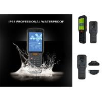 Logistic Waterproof Rugged Phone Android Handheld PDA IP67 For Barcode Scanner for sale
