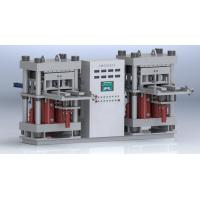 Disc Brake Machinery Equal Ratio Pressure Hot Pressing Units BY-6-220T