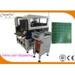 PCB 355nm Laser Depaneling Machine For SMT Production Line 110V / 220V for sale