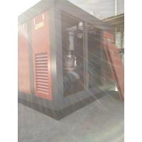 China 260 0* 1280 * 1900mm Water Cooled Air Compressor 110kw With Direct Drive for sale