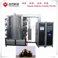 Strong Adhesion Ceramic PVD Coating Equipment, Thin Film PVD Plating Machine on Ceramics for sale