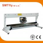 Manual PCB Separator PCB Depanelizer Machine With Round Knife for sale