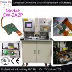 High Precision Tab HSC Hot Bar Soldering Equipment Heat Welding Machine CW-2A2P for sale