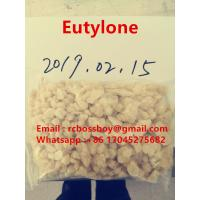 China EU Eutylone Research Chemicals Crystal Stimulants Purity 99.9% CAS 952016-47-6 for sale