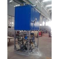 China Industrial Hot Oil Electric Thermal Oil Boiler 30kw , High Heat Efficient for sale