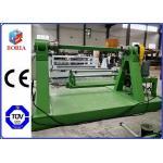 1400mm Tape Width Conveyor Belt Winding Machine Customized With PLC Automatic Control