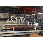 Vacuum Adsorption Feeder Corrugated Box Fold and Glue Packing Machine / Carton Box Packing Machine for sale