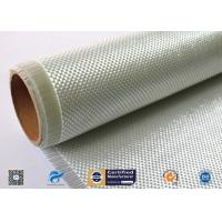 China 400g Plain Weaven Woven Roving Fiberglass Fabric For Automotive Parts for sale
