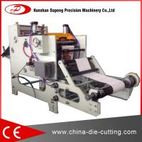 Automatic vertical rubber strip cutting machine for sale