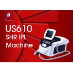 Elight Portable Ipl Hair Removal Machine / 480nm-690nm Beauty Salon Machines for sale