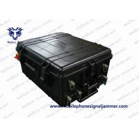 VIP Protection Vehicle  Full Frequency 20 - 3600 MHz Jammer With VSWR, Over-voltage, Over-current