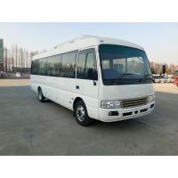 Thailand Model out-swing door 7.5 m Length 30 Seater Minibus With ISUZU Engine for sale