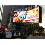 Dustproof 10mm Full Color Led Outdoor Display 348 Pixel With DVD / TV Input Signal