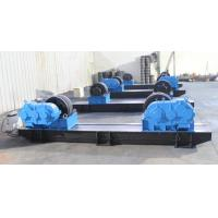 Traditional Rotators Use Two Motors Driving Wheels Synchronous Rolling for Tanks Round Seam Welding for sale