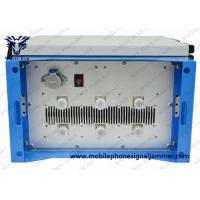 China EOD Military Bomb VIP Vehicle Convoy Protection 3G 4G GSM CDMA PCS DCS Cell Phone  Signal Jammer for sale