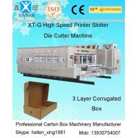 30kw Carton Making Machines With HRC58 - 62 for sale