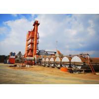 160t / h stationary asphalt mixing plant for Best price
