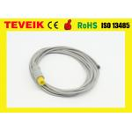 Compatible Reusable Mindray 0011-30-90432 Adult Recta Temperature Probe for Patient monitor for sale