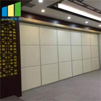Removable Walls System Collapsible Classroom Wooden Movable Partitions Walls for sale