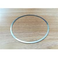 Customized Chemical Etched Thin Metal Flat Ring Gaskets , Stainless Steel Metal Ring Gasket for sale