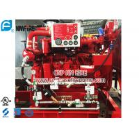 China UL Listed FM Approved Holland Original DeMaas Fire Pump Diesel Engine 52KW With Low Speed for sale