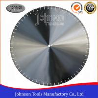China 900mm Laser Welded Diamond Road Saw Blade Hard Reinforced Concrete Cutting Disc for sale