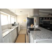 China Blanco Taupe Stone Slab Granite Countertops Cost Chinese G439 Kitchen Bathroom for sale