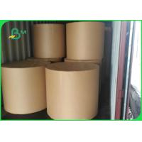 China UWF Uncoated Woodfree Paper In Reels OBA Free 80gsm 100gsm 120gsm FSC Certified for sale