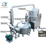 China Low Temperature Food Grade SS 304 Vacuum Frying Equipment , Automatic Fryer Machine for sale