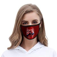Frozen Washable Spiderman cloth Face Mask for adult and kids for sale