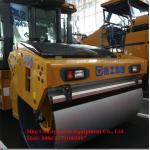 14t Construction Road Roller Double Drum Vibratory Road Roller XD143S 111Kw Euro III