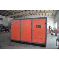 Custom 250KW - 400KW High Pressure Screw Type Air Compressor 315KW 420HP for sale