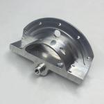 China Customized 6061 Aluminium Cnc Service Sandblasting Stable Performance for sale
