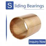 Rolled metal bearings,Tin bronze bearing,Self-lubrication is maintenance-free