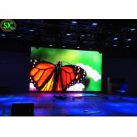 3mm High Definition Stage Led Screens Video Wall stage background led display big screen for sale