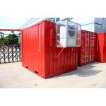 Temperature Controlled Cold Storage Containers , Freezer Shipping Containers Quick Freezing for sale