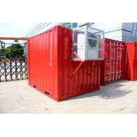 China -45 To 15 Degree Container Cold Room / 40 20 Refrigerated Container With Imported Compressor supplier