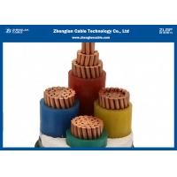 0.6/1KV Low Smoke Zero Halogen Cables Four Cores Armoured IEC 60502 Standard for sale