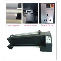 Printed Fabric Heat Sublimation Machine 1.6M Width Direct On Fabric Dryer for sale