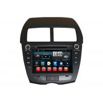 2-din Car DVD ASX MITSUBISHI Navigator for sale