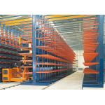 Heavy duty& high capacity structural cantilever rack long-length pipes storage racking