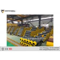 Advanced Friction Welding Technology Raise Boring Machine Drill Pipes for sale