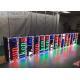 P10 SMD LED Display 960x320mm SMD2727 1/ 2Scan Full color 90-240V for sale