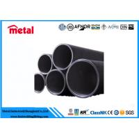 Carbon Steel Seamless Steel Pipe API 5L / 5CT J55 DN500 SCH40 Thickness For Oil for sale
