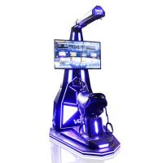 China 3 Dof Motion Platform Redemption Arcade Machines , 9D Cinema Ride Horse Simulator for sale