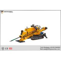 0° - 20° Drilling Angle Horizontal Directional Drilling Equipment 130 Inch Feeding Stroke for sale