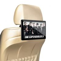 China IPS Touch Screen Taxi Headrest Monitor 10.1 Inch DC 9V-36V Support VESA Mounting for sale