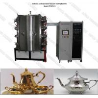 Ceramic Coating Equipment For Gold / Silver Plating, TiN Gold PVD Plating on Ceramic Products for sale