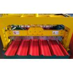 Roof Sheet Roll Forming Construction Materials Making Machine for sale